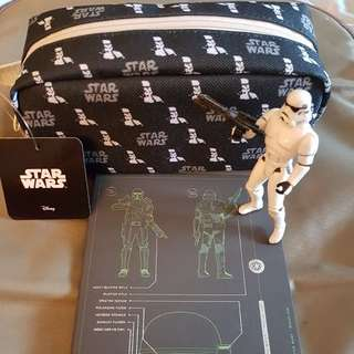 Collector edition imported star wars set