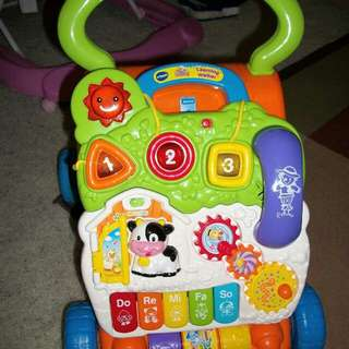 Vtech good as new baby walker