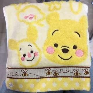 Winnie the Pooh cotton towel