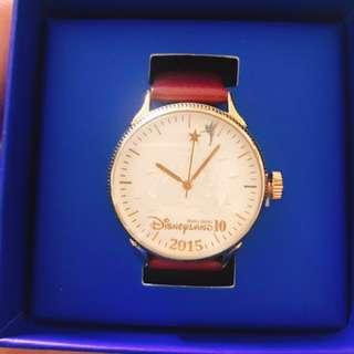 全新✨香港迪士尼十週年紀念手錶