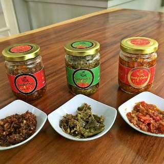 Sambal homemade
