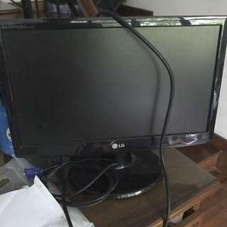 LG 19 inch lcd