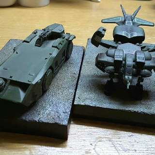 ALIEN ALIENS 異形 飛船 裝甲車 ( 不散賣 )