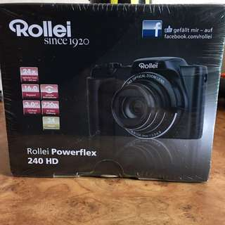 Rollei Powerflex 240 Brand New Packed