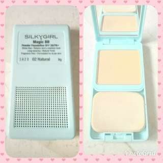 Silky Girl pressed powder