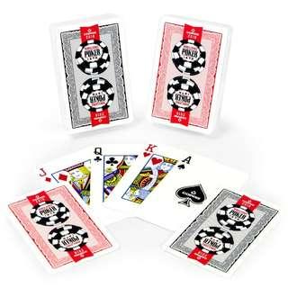 NEW Copag WSOP 2016 Lace Plastic Poker Cards texas holdem