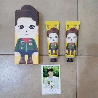 EXO Sehun Nature Republic Handcream