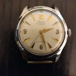 (Final Price, 不議價)➡need to repair, 要維修 Vintage Germany Kienzle Automatic Watch 古董手錶