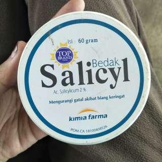 Bedak salicyl