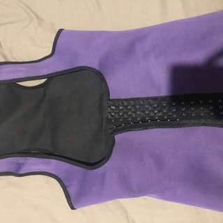 Purple Waist Trainer
