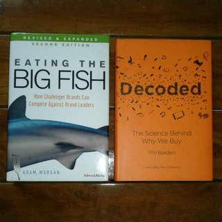 Hardbound business books BRAND NEW