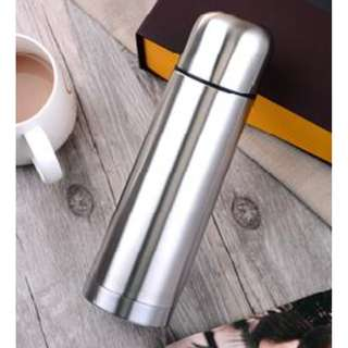 Stainless steel vacuum flask water bottle