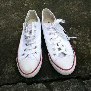 Converse Chuck Taylor Low Cut (Used)