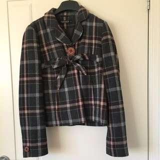 TOPSHOP Jacket Size 8
