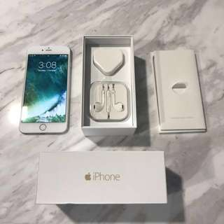 IPhone 6plus 64gb White/Silver (brand new)