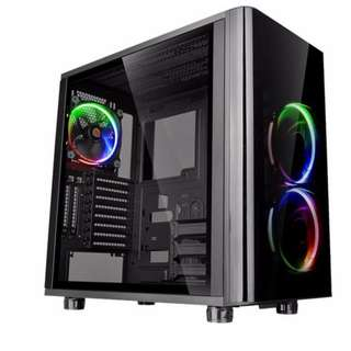 Thermaltake View 31 Tempered Glass RGB Edition Mid Tower Chassis
