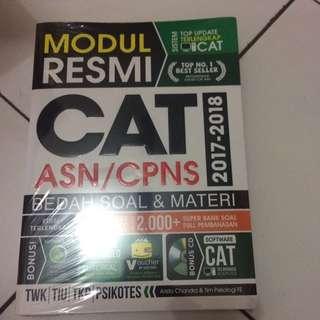Modul Resmi CAT ASN/CPNS
