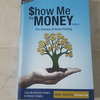 Show me the money book 2 by Teh Hooi king