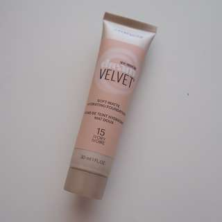 Maybelline Dream Velvet Soft Matte Foundation