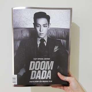 Bigbang TOP Doom Dada Official Photobook