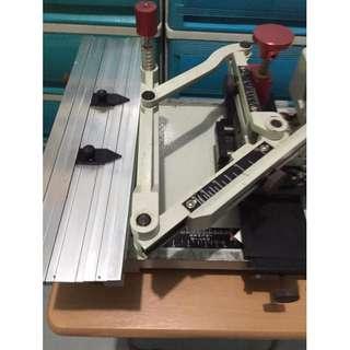 Manual Engraver
