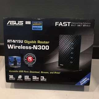 Preloved Asus RT-N15U Wireless Router