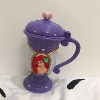 disney ariel glass