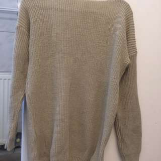 Knitted jumper S/M