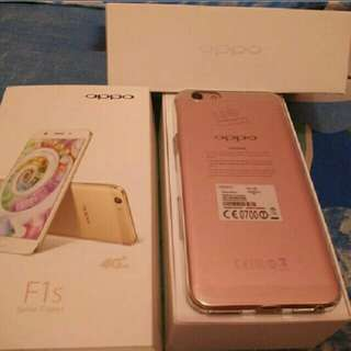 Oppo f1s 5mons use with complete box swap iphone 6+ samsung edge willing to add