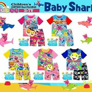 baju baby shark