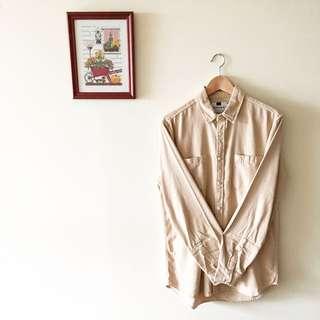 Topman Long Sleeve Shirt Size M