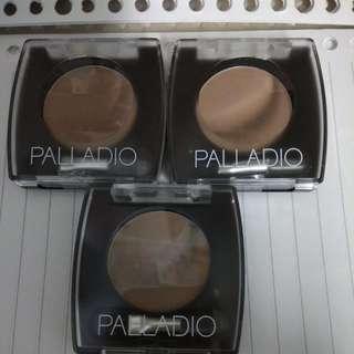 Palladio 淺咖啡色眉粉