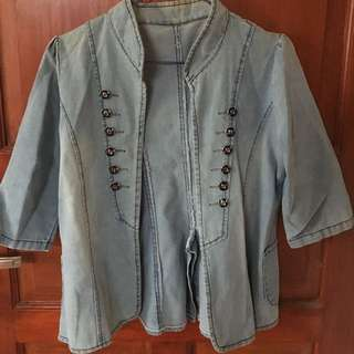 Jeans outer