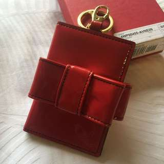 Valentino Keys and Cards Pouch