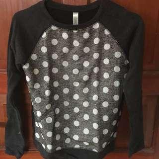 Polkadot sweater merk cherokee
