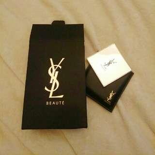 YSL mini mirror VIP 積分禮物100%new with box