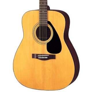 Yamaha F-310 Steel String Acoustic Folk Guitar (Natural Wood)COD Nationwide
