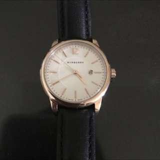 Burberry 小面錶
