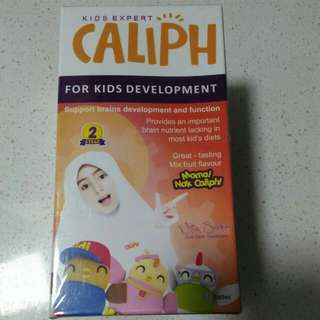 Caliph (Juice) for kids