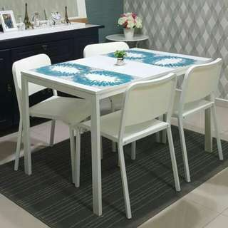 SSFHome Dining Table (Table only)