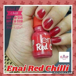 💅Enai Red Chilli💅