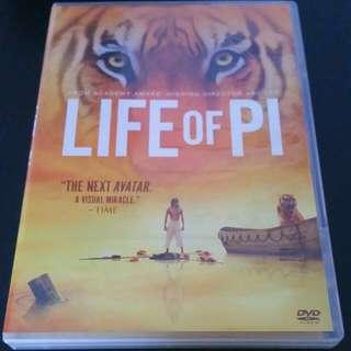 Life Of PI, 李安導演得獎作品, 正版DVD