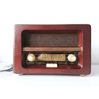 Remi Antique Radio | CD & USB player