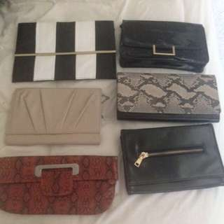 Clutch/Purse bundle