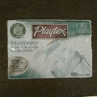 Playtex Standard Pre-sterilized Disposable Liners