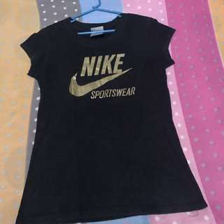 T shirt faded nike small