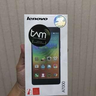 Jual original box dus Lenovo A7000