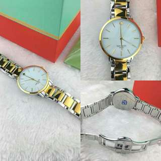 Kate Spade Steel Watch