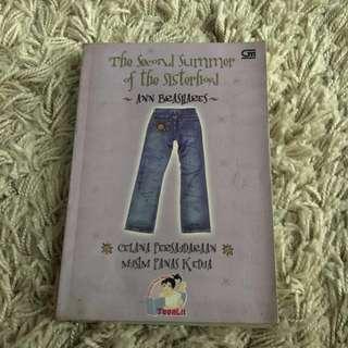 The Second Summer of the Sisterhood oleh Ann Brashares