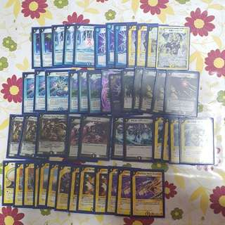 Duel Mater Hydro Hurrican Deck